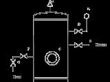 Эксплуатация ресиверов силового и аварийного газа типа  INSTRUMENT GAS ACCUMULATOR